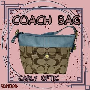 Coach purse no. M0726-11957